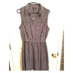 Alfani Checked Dress - Perfect for summer office!